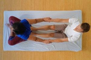 Thai bodywork